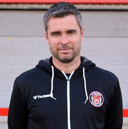 Dave McGurk Departs Hyde United