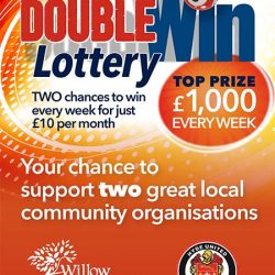 This Weeks Hyde United Double Win Lottery Winners