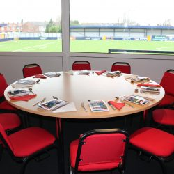 Match Day Hospitality This Saturday - Marine