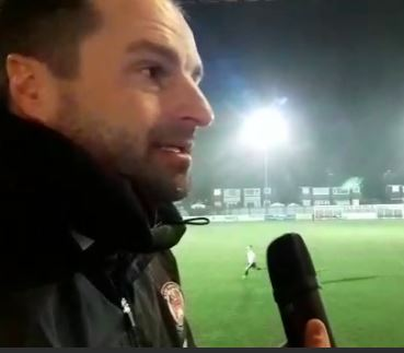 Interview With Sporting Director Darren Kelly