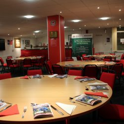 2 Tables Available In The Pete O'Brien Lounge For Scarborough Game