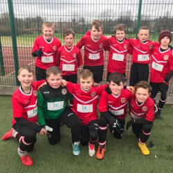 HYDE UNITED JUNIORS MAKE THE FINAL OF THE LEAGUE CUP