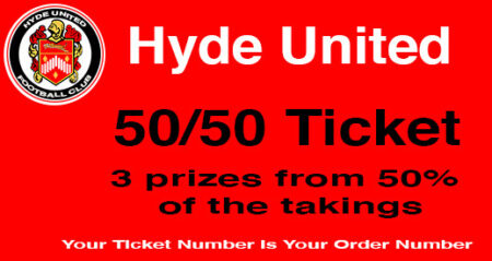 Second Online 50/50 Competition Launched