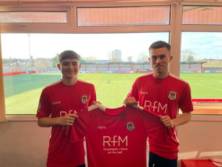 We Caught Up With The New First Team Signings and Academy Players