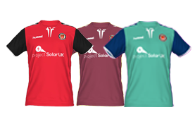 New Shirt Supplier Announced
