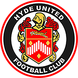 Hyde United v Colne